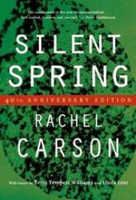 a biography of rachel carson the science and nature writer